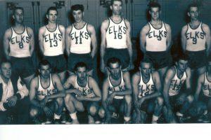 Historic Elks Sponsored Team
