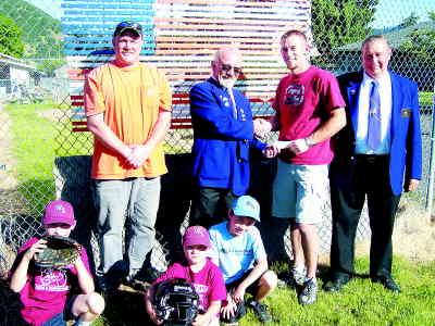 White Salmone Community Youth Sports