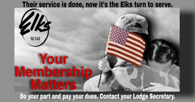 pay dues to help vets
